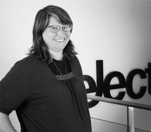 Sarah Oxley Electric Design Staff Pic